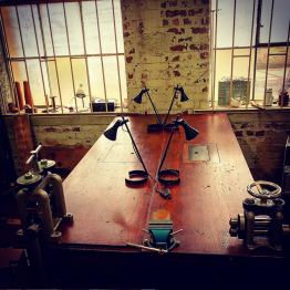 Introduction to jewellery workshop benches